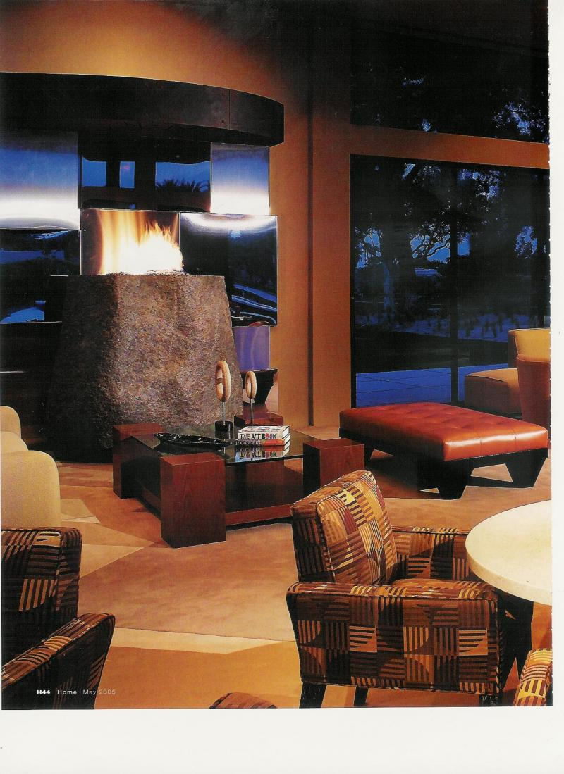 Roger Hopkins Stone Sculptor - Fire Pits